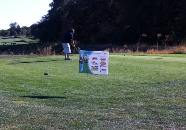 CSS Golf 2014 Sign Entercom